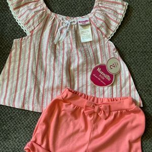 NWT Nannette toddler outfit